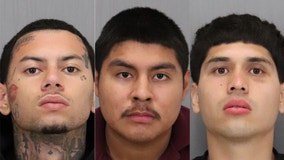 Police arrest 3 alleged gang members tied to violent crimes in San Jose
