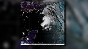 Fred regains tropical storm strength as it heads to US
