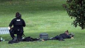 Capitol Hill bomb threat suspect in custody