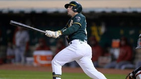 A's outfelder Ramón Laureano suspended 80 games after testing positive for Nandrolone