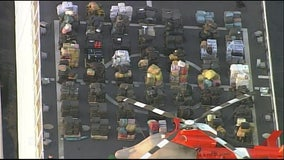 Historic haul: Coast Guard offloads $1.4 billion worth of cocaine, marijuana in South Florida