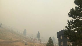 Tahoe air quality plummets far beyond 'hazardous,' Bay Area feels effects