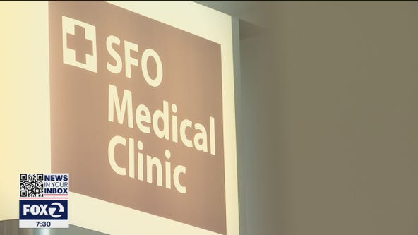 SFO reports increase in foreign travelers getting vaccinated at the airport