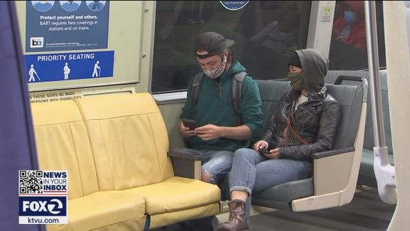 BART train service to return to near pre-pandemic levels