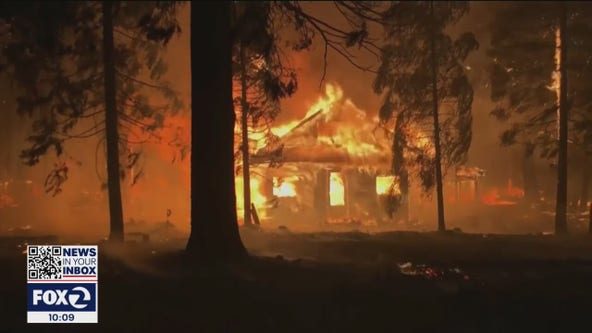 Devastating: Dixie Fire levels town of Greenville