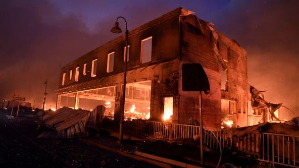 Devastating: Dixie Fire levels Gold Rush-era town of Greenville