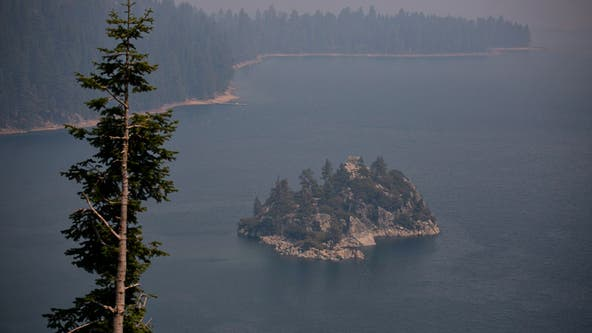 Future of Lake Tahoe clarity in question as wildfires worsen