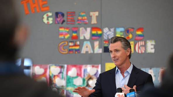 California Republicans head to first debate in Newsom recall