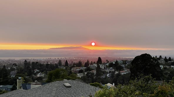 Air quality advisory extended through Monday