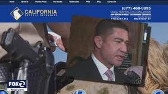 California bar investigating traffic ticket lawyer accused of running off with clients' money