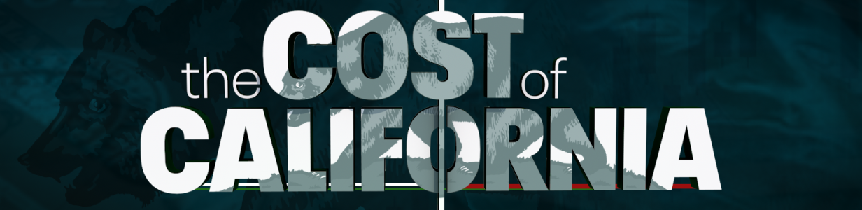 Cost of California