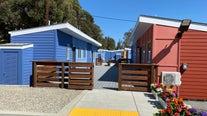 34 new 'tiny homes' for unsheltered near San Leandro