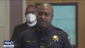 Oakland police chief addresses community about sobering recent violent crime stats