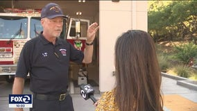Bay Area firefighters prepare for increased fire danger due to weather