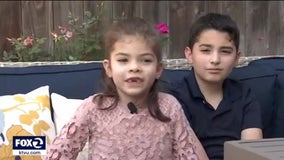 Bay Area family making history in Pfizer pediatric vaccine trial