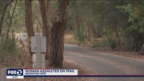 Woman assaulted while on Mountain View hiking trail