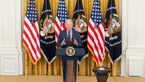 Biden meets with CEOs, business leaders to discuss COVID-19 vaccine mandates
