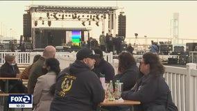 Inaugural Mare Island Dock of Bay Music Festival kicks off in Vallejo