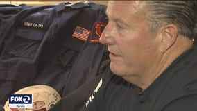 Retired Bay Area firefighter recalls traveling to New York to help in 9/11 aftermath