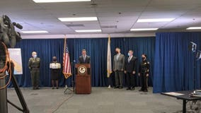 Federal charges announced for 55 gang members