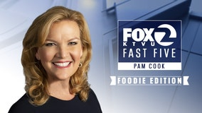 Foodie Fast Five with Pam Cook