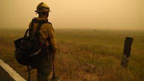 First responder dies battling Dixie Fire