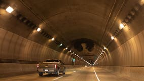 Maintenance work to close westbound bore of Caldecott Tunnel for 3 nights