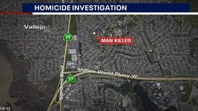 33-year-old man killed in Vallejo shooting