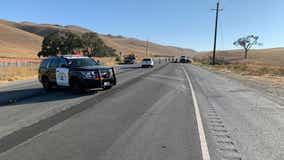 1 person dead, 4 injured in head-on crash on SR 84 in Sunol