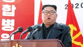 North Korean Leader Kim Jong Un vows to build 'invincible' military, decries US