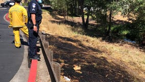 Santa Rosa arson suspect arrested after allegedly setting field ablaze