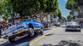 New exhibit aims to showcase colorful history of lowrider culture in San Francisco