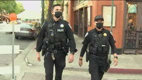 Walnut Creek police bring on extra patrols to downtown after weekend shooting incident