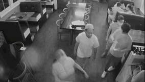 Police release video of dine & dash suspects who allegedly shot at restaurant employee