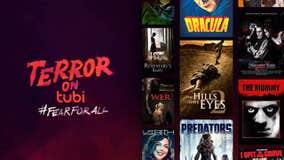 'Terror on Tubi': Month-long scare celebration kicks off Oct. 1