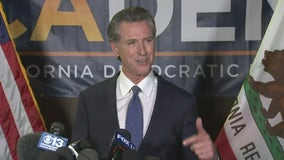 California votes no on recall, Newsom 'humbled and grateful' to stay in office
