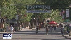 Pedestrian friendly Main Street in Pleasanton will be reopened to cars