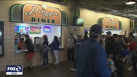 San Francisco ballpark concession workers vote to strike