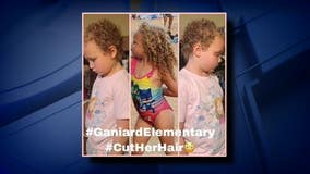 Father files $1M lawsuit after Michigan teacher cuts girl's hair without permission