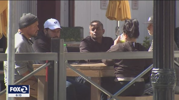 California lawmakers want to keep outdoor dining, parklets around post-COVID