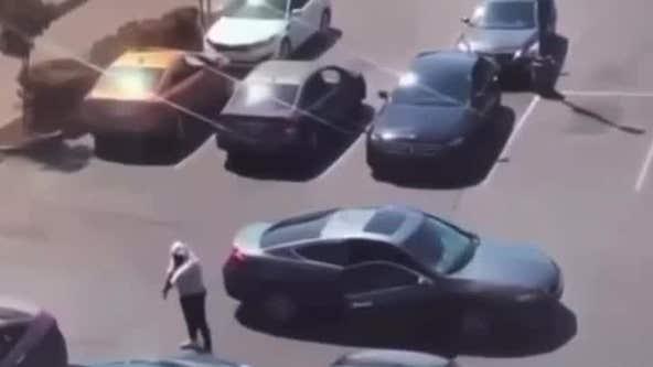 Video: Gunman unleashes barrage of deadly gunfire outside Vallejo diner