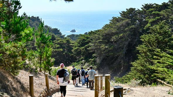 Sunday is last day to comment on proposed parking fees for Golden Gate National Recreation sites