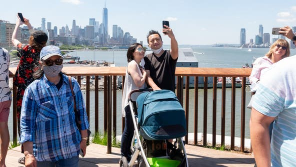 Americans check their smartphones 96 times a day, survey says