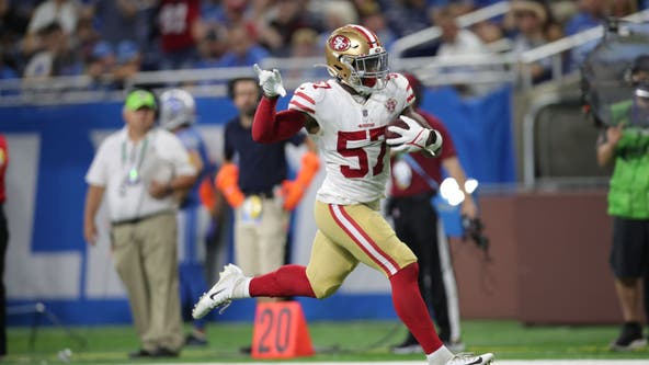 49ers place LB Dre Greenlaw on injured reserve