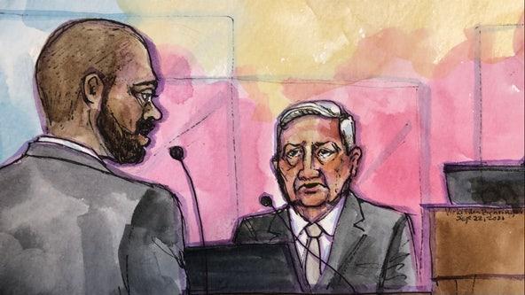 Former Secretary of Defense James Mattis testifies in Theranos trial