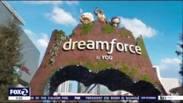 Dreamforce tech conference kicks off in San Francisco