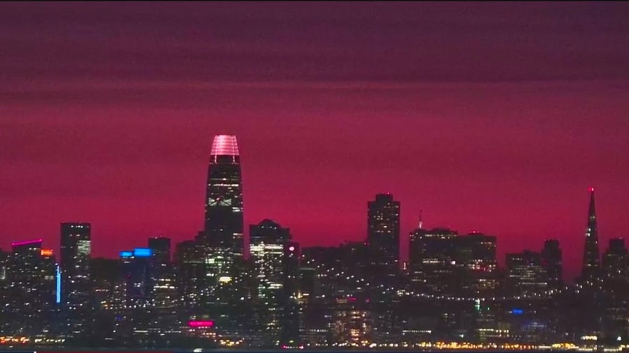 Wildfire smoke prompts regional air quality advisory