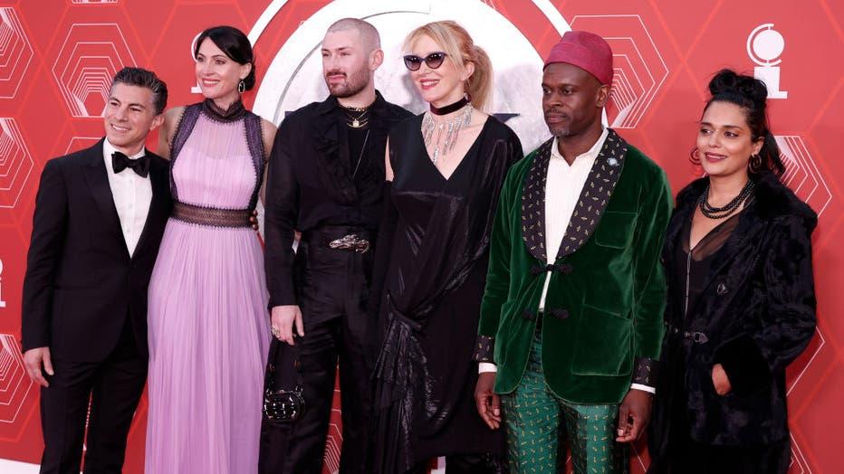 2021 Tony Awards - Arrivals