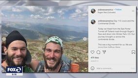 Brothers complete 3,000-mile cross-country trek for restaurant workers