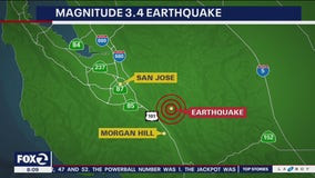 Early morning quake strikes the South Bay